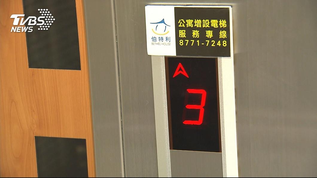 示意圖/TVBS 公寓該不該關「一樓大門」? 網曝超可怕經驗