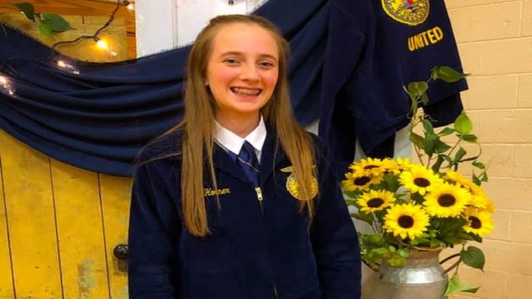 圖/翻攝自 Help Riley Remember 臉書 16歲美國少女腦傷 記憶僅僅維持兩小時