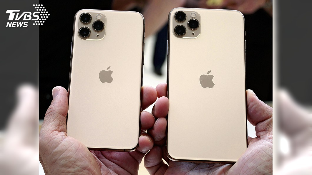 圖/達志影像美聯社 三鏡頭吸睛 實測iPhone11 Pro和Pro M
