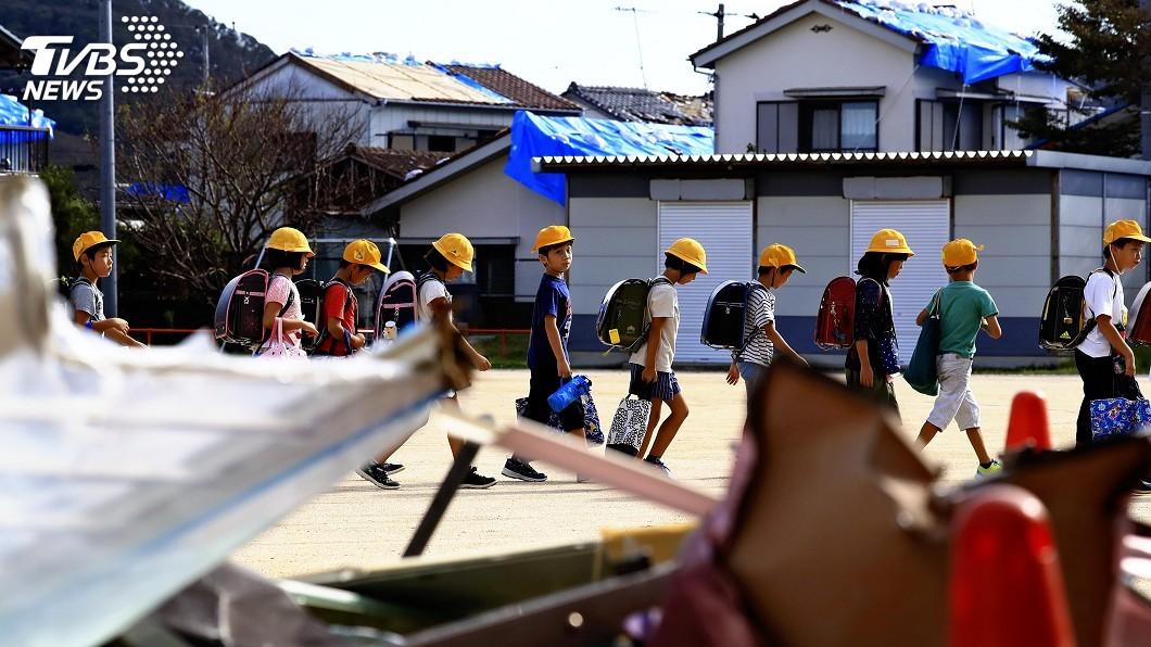 圖/達志影像美聯社 千葉還在大停電 日掀「電線地下化」論戰