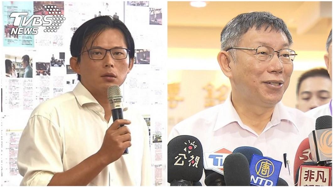 圖/TVBS資料照 「柯昌配」戰2020?  柯文哲爆考慮與時代力量合作