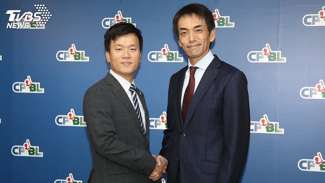 圖/中央社 樂天經營台灣市場逾10年 加盟中職盼增知名度