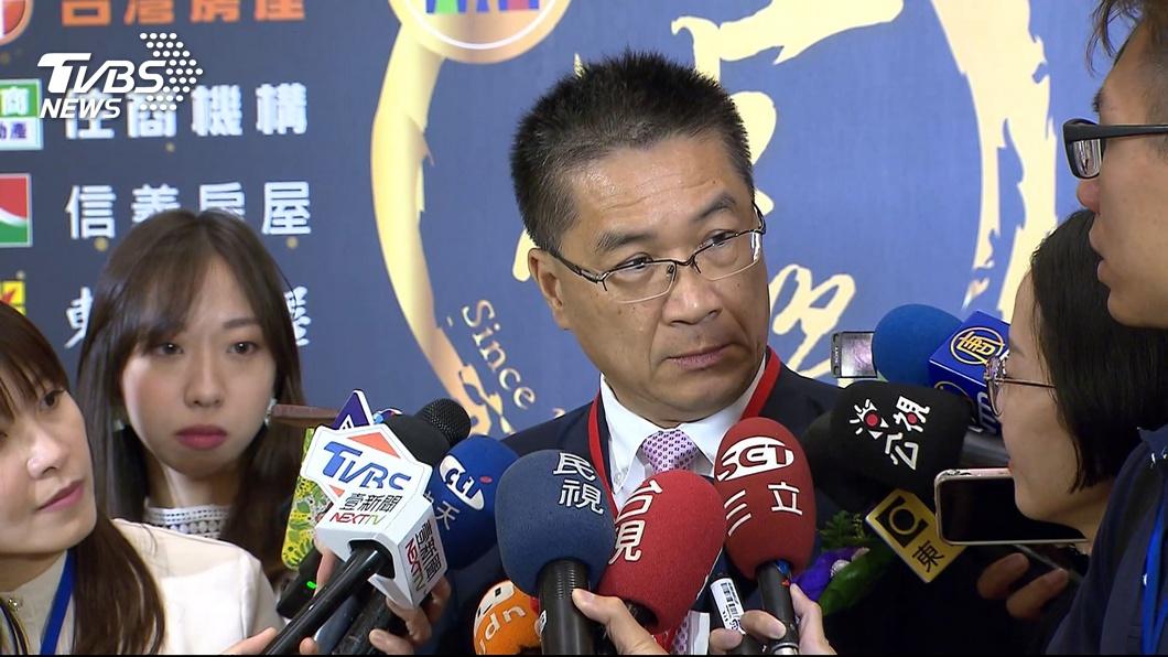 圖/TVBS 高雄街頭暴力頻傳 徐國勇:不能讓模仿擴散效應發生