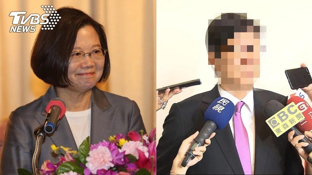圖/TVBS 神預言郭柯不選! 命理師加碼爆:小英配「他」勝算最大