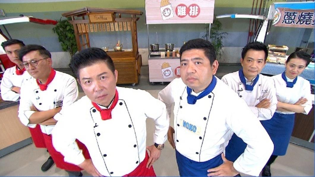 型男大主廚13年僅入圍3次金鐘,讓曾國城直呼可惜。 圖/翻攝自型男大主廚粉專