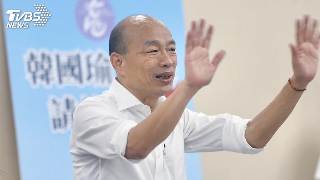 韓國瑜24日到訪雲林 警維安攜帶雨具防蛋襲