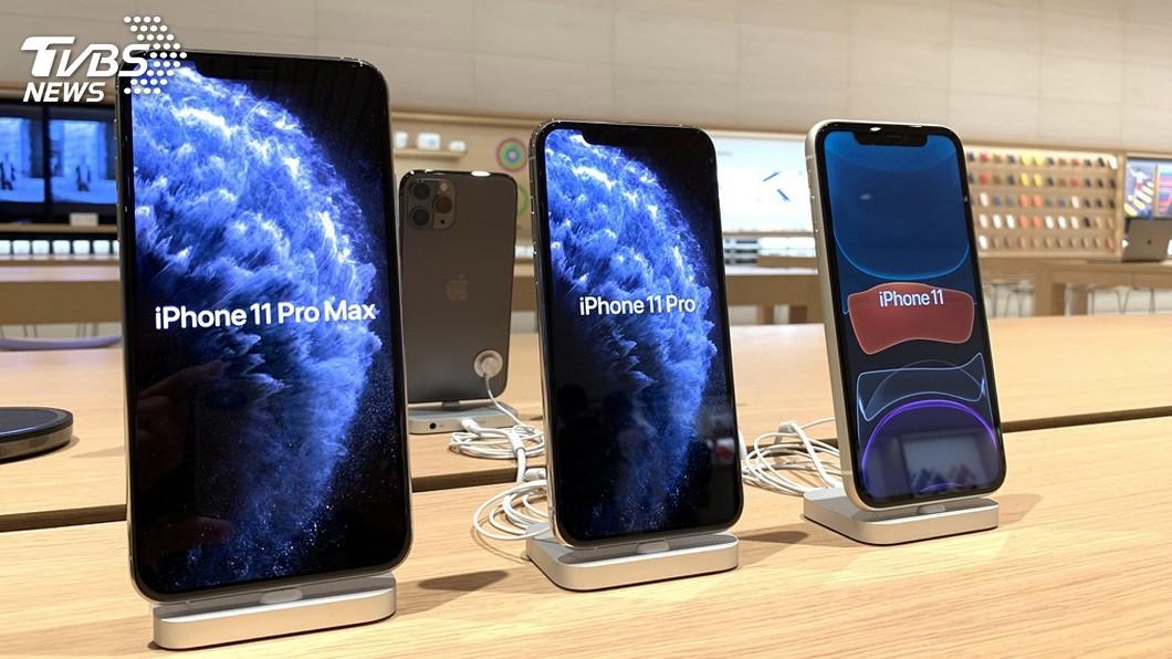 圖/中央社 iPhone 11新機15分鐘就上手 蘋果開課教訣竅
