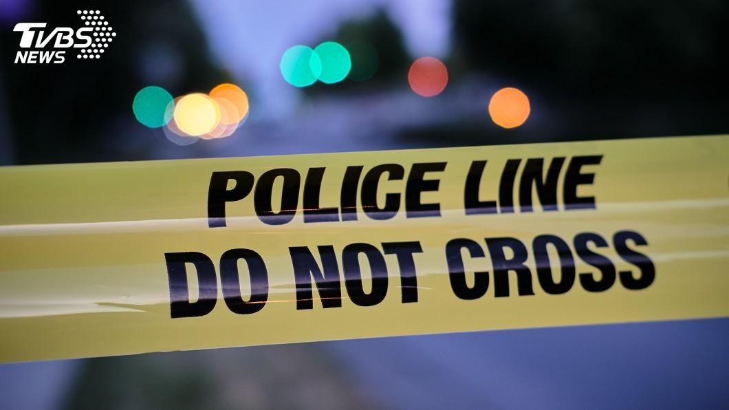 示意圖/TVBS 案發地距白宮僅3公里 華盛頓特區槍擊至少6人中彈