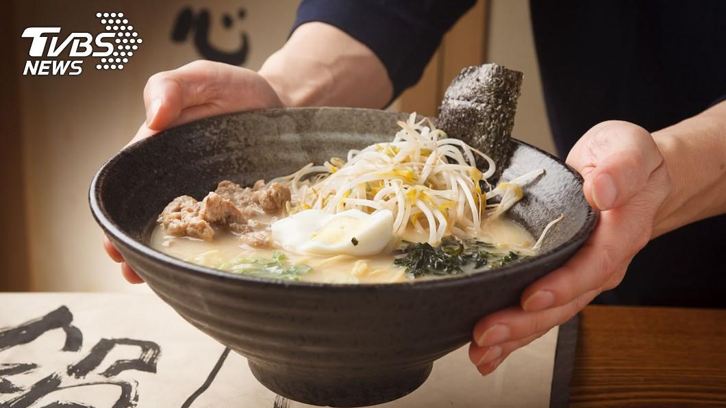 示意圖/TVBS 慎入!日本無極限 「食人魚拉麵」兇狠上桌