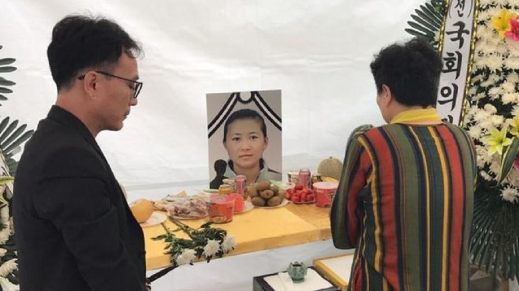 圖/翻攝自BBC News 脫北母子逃南韓找幸福 活活餓死魂斷異鄉