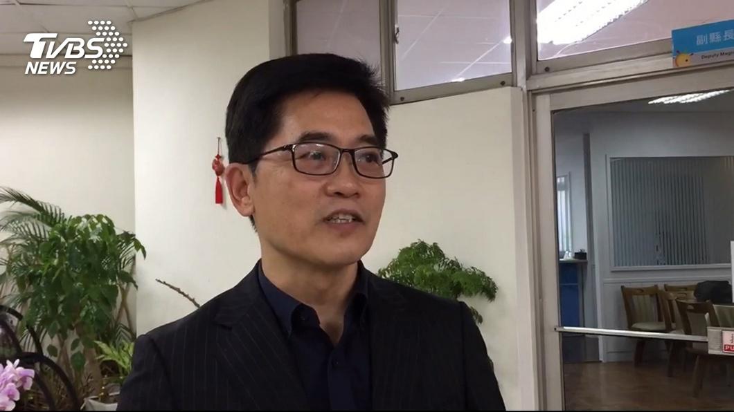 前台東縣長黃健庭。(圖/TVBS) 黃健庭接受監院副院長提名 國民黨祭停權處分