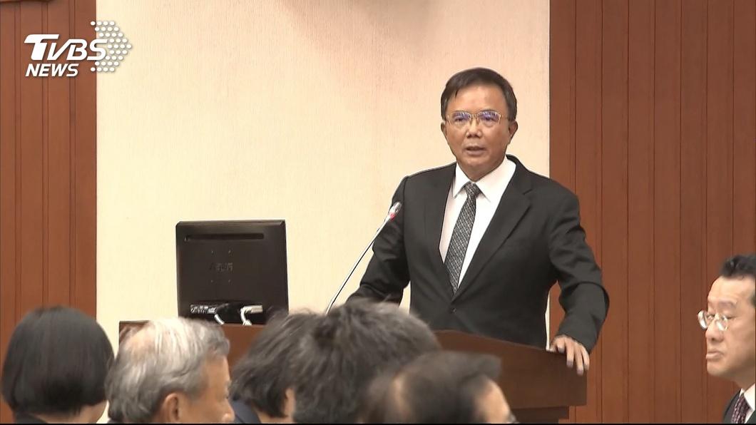 圖/TVBS資料畫面 蔡碧仲:違背律師倫理就叫魔鬼 一定要指摘