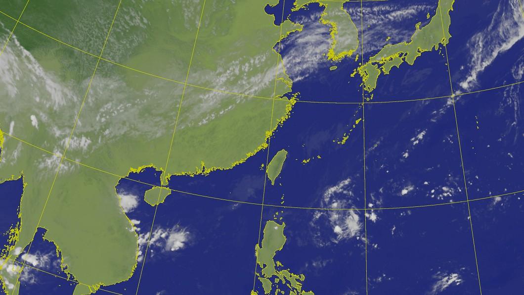 圖/中央氣象局 準備變天!明起連下5天雨 新颱恐週末生成