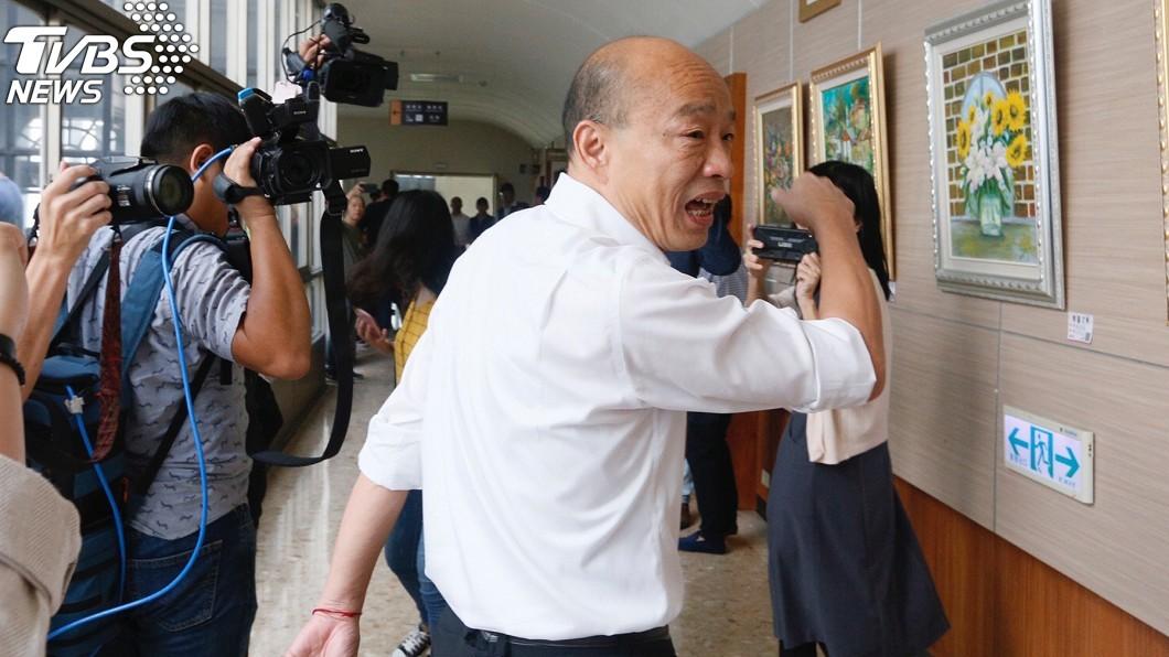 軍公教將「含淚投蔡」?大老分析:韓國瑜翻轉投票慣性
