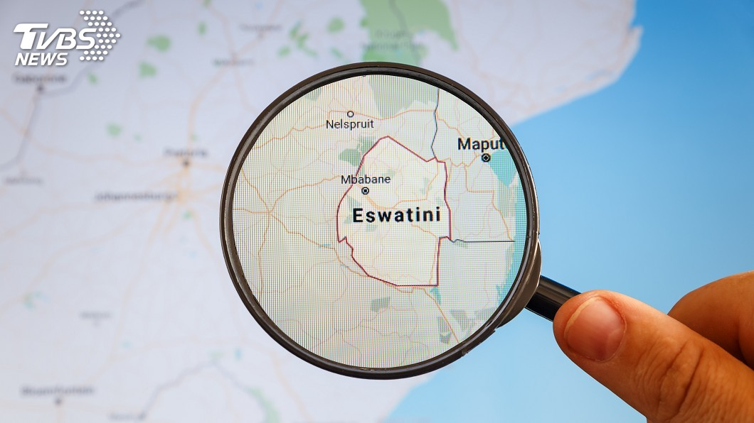 史瓦帝尼通報出現首起COVID-19確診病例。(示意圖/TVBS) 非洲邦交國史瓦帝尼失守 通報首起武漢肺炎病例