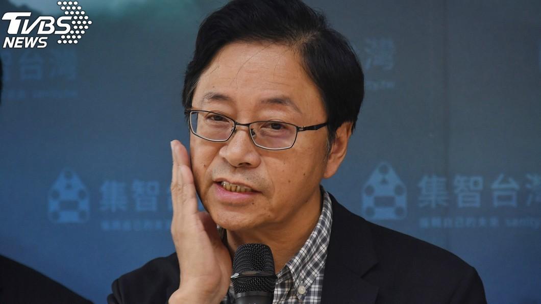 圖/中央社 轟張善政「做副總統大夢」!媒體人:我還比較欣賞韓國瑜