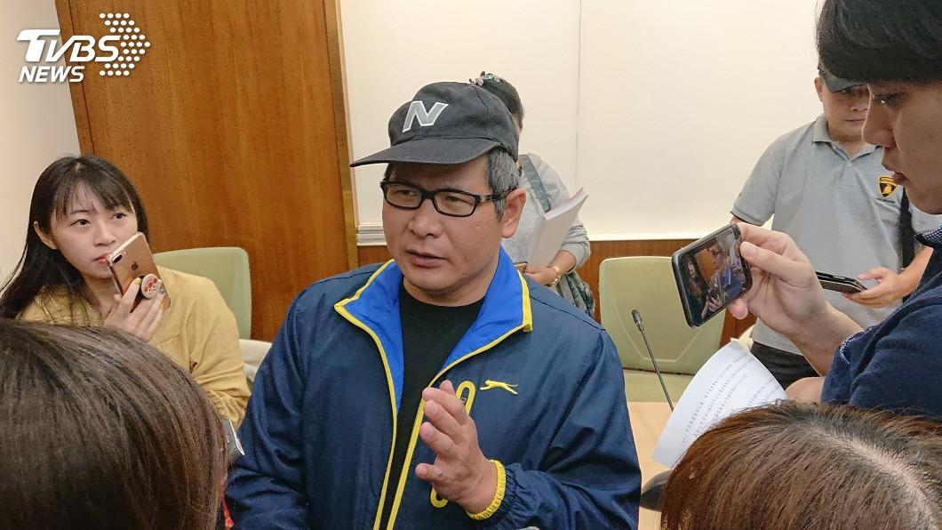 圖/中央社 尤振仲指控有罪推定偵辦 檢方:已公平詳盡調查