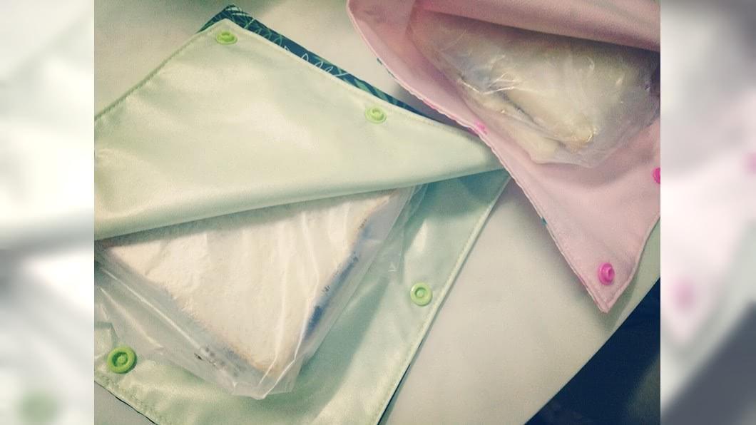 環保食物袋可重複使用減少塑膠垃圾。圖/翻攝自爆怨公社 拿「環保食物袋」買吐司 早餐店阿姨作法網笑翻!