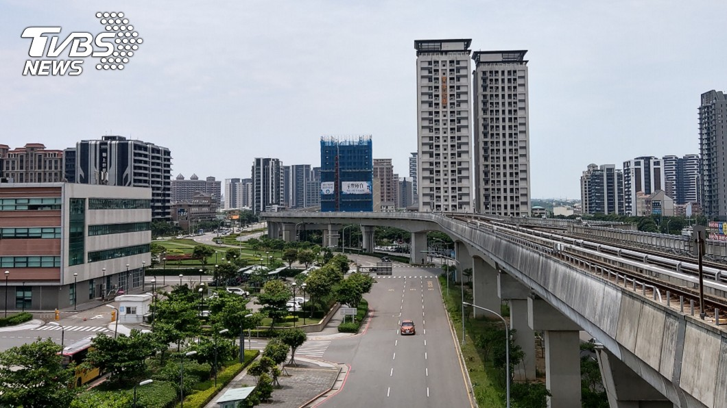 近年來台北房價居高不下,不少人選擇搬到桃園定居。示意圖/TVBS 桃園市容又髒又舊?男嗆:六都最落後…網友全戰翻
