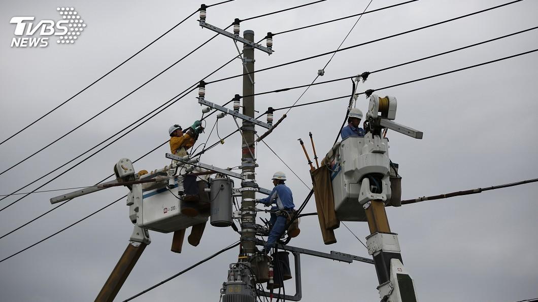 示意圖/達志影像路透社 日本東京電纜地下化僅8% 遠低於台北