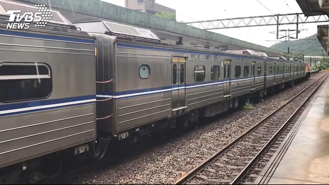 圖/TVBS資料畫面 台鐵事故延遲通報 交通部承諾研擬懲處辦法