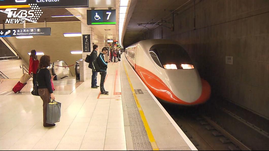 圖/TVBS 高鐵南延採「左營案」 葉匡時盼多與地方討論