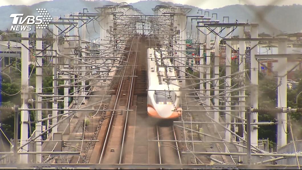 圖/TVBS 交通部:高鐵延伸宜蘭優點多 北宜直鐵案可取消