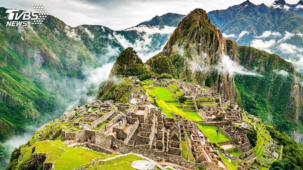 印加帝國遺址所在地馬丘比丘,它究竟是如何建造一直是所有學者探究想解開的謎題。(TVBS資料圖) 印加帝國遺址 地質學家揭開馬丘比丘建造之謎