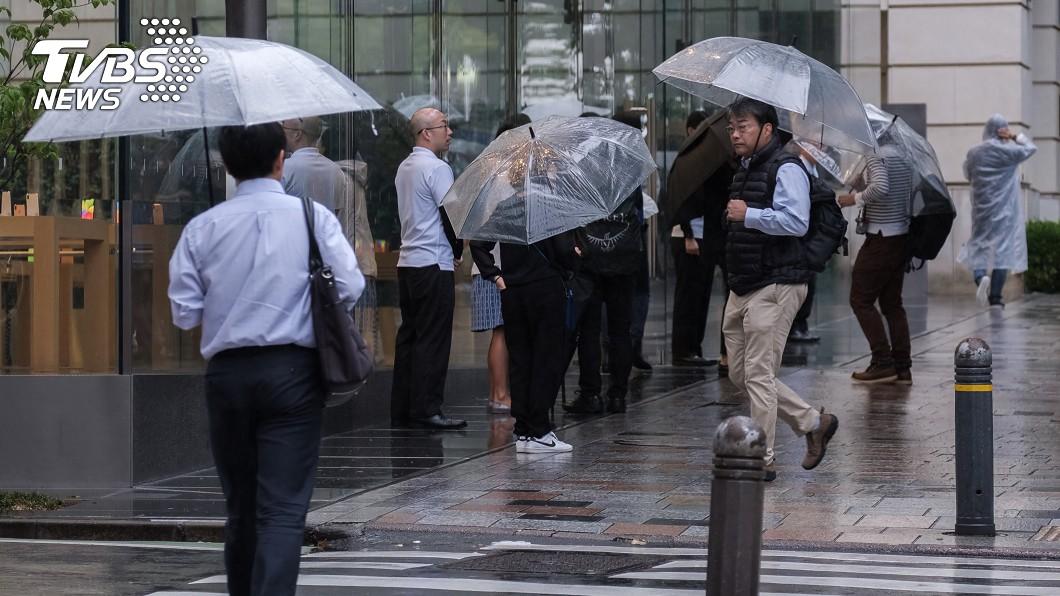 示意圖,與本文無關。圖/TVBS 為何資方怕放颱風假? 網揭「暗黑真相」:傻傻的