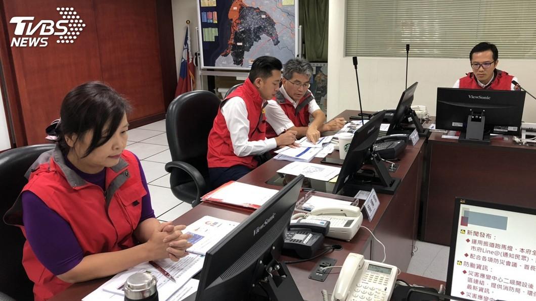 圖/新竹市政府提供 新竹市未放颱風假被罵翻 林智堅:依專業評估判斷