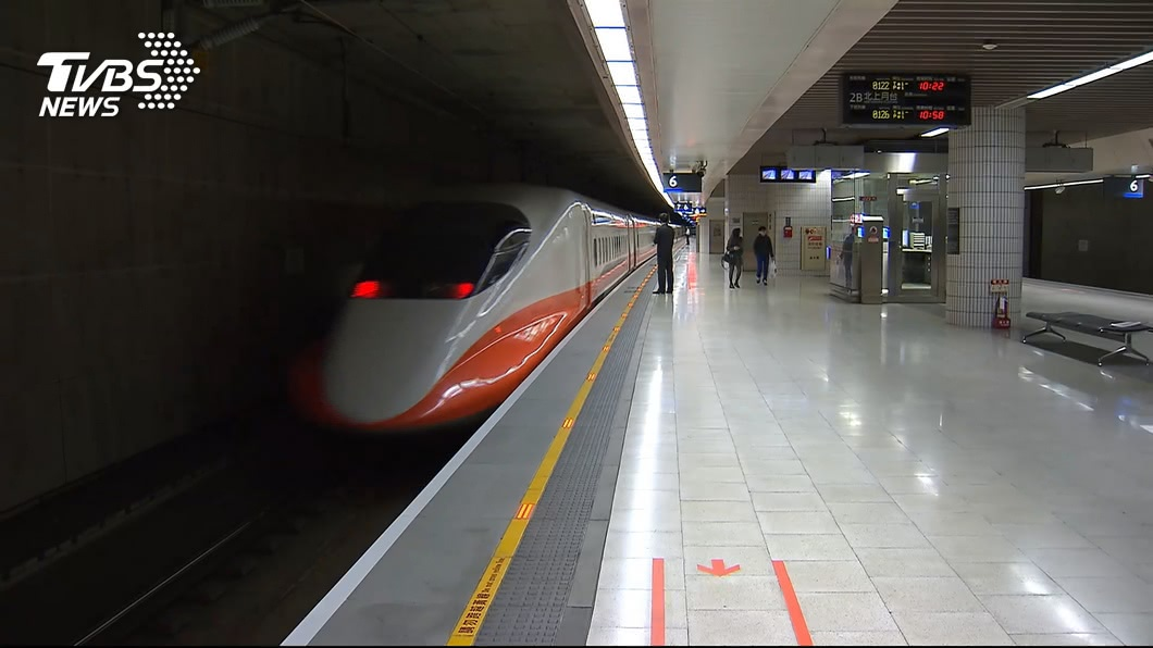 圖/TVBS 高鐵南延案 台北到屏東票價粗估1560元