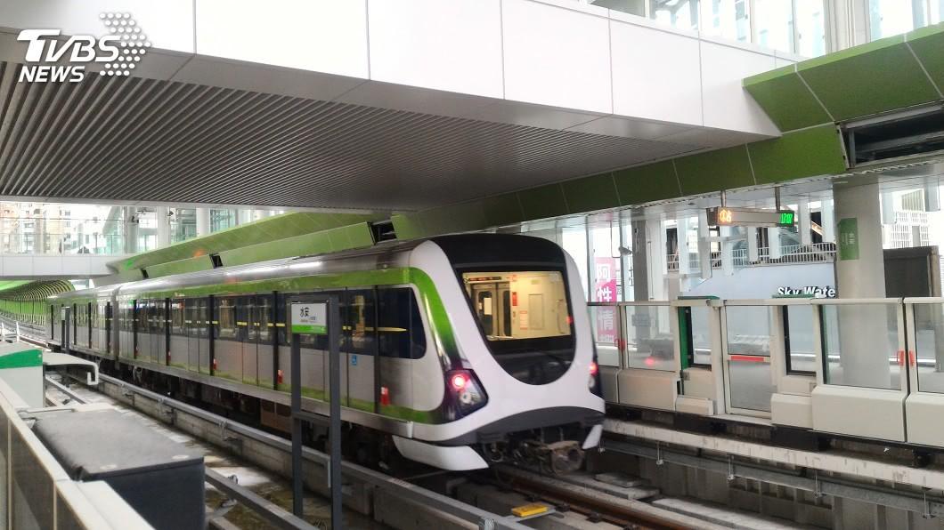 圖/台中市政府提供 台中捷運綠線延伸計畫 送交通部審議