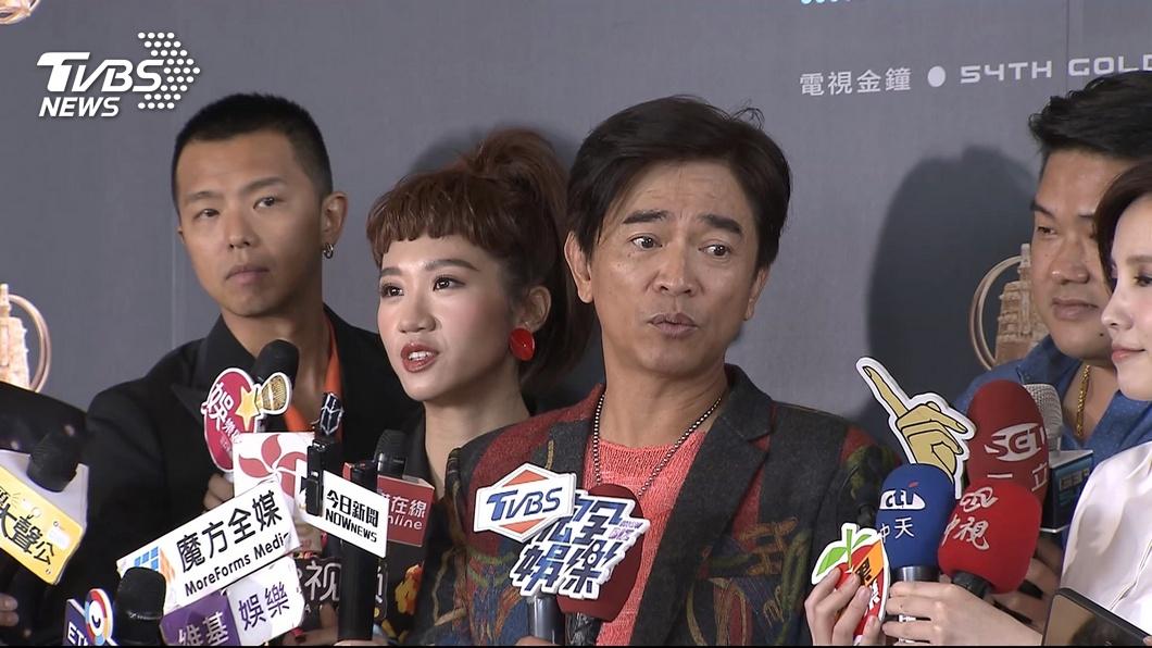 圖/TVBS資料畫面 金鐘入圍5項卻全槓龜 吳宗憲直言「台灣對不起我」