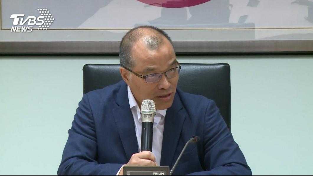 圖/TVBS 臉書情緒字眼 葉匡時:不滿市府努力被扭曲