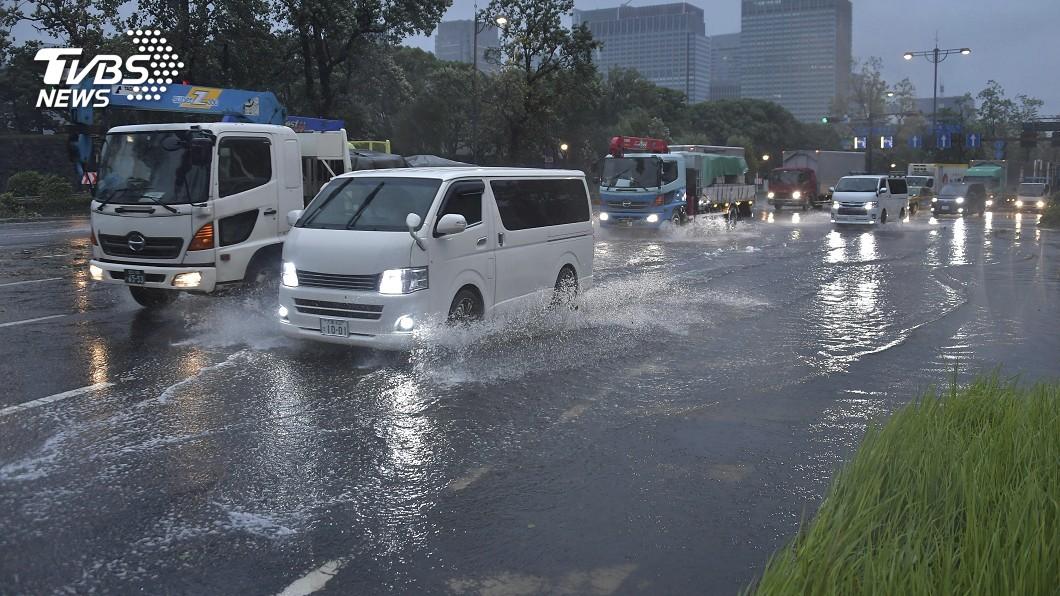 圖/達志影像美聯社 地球暖化釀海水升溫 超級颱風越來越多