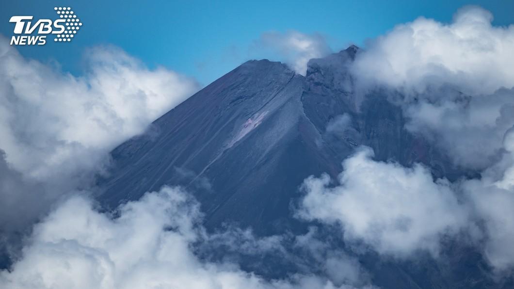 示意圖/TVBS 巴布亞紐幾內亞火山清晨爆發 居民再度撤離