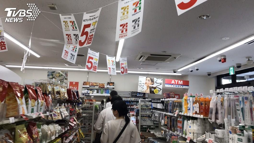 圖/中央社 日本消費稅增稅 單身及退休族群負擔可能變重