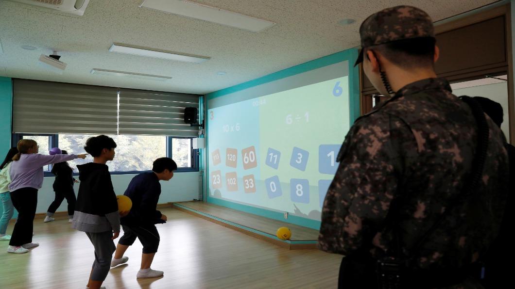 圖/達志影像路透 南韓非軍事區建5G村 孤村生活大改變