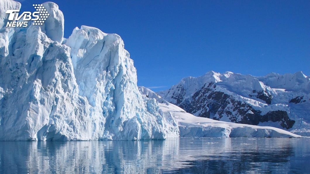示意圖/TVBS 南極洲3150億噸冰山崩落 科學家:與氣候變遷無關