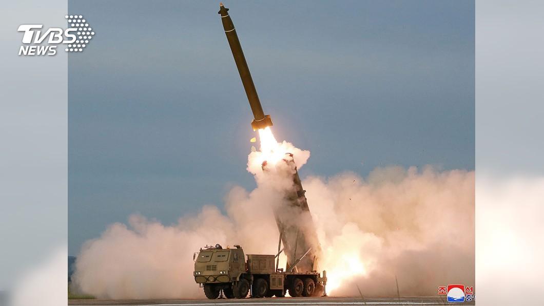 圖/達志影像美聯社 快訊/北韓又傳試射 朝東海射數枚短程飛彈
