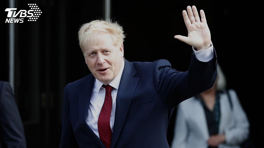 圖/達志影像美聯社 英國2日提最終版脫歐協議 強生:不要就拉倒