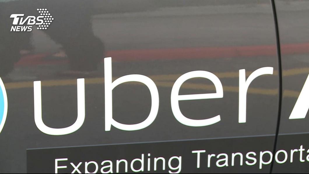 圖/TVBS Uber調整在台營運模式 擴大與計程車業者合作