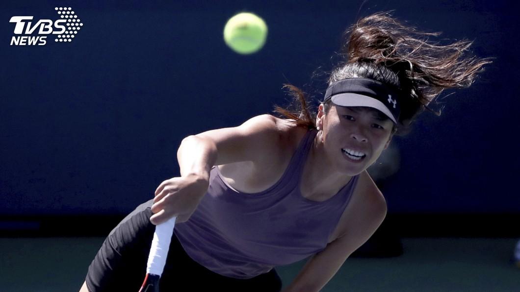 圖/達志影像美聯社 中國網球公開賽 謝淑薇女雙爆冷出局