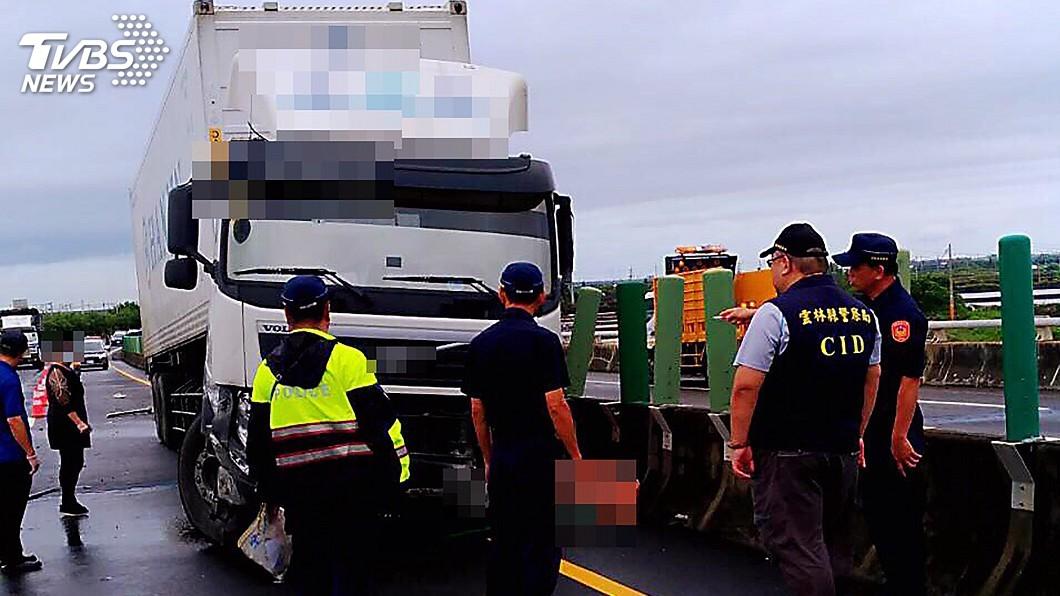 圖/雲林縣北港警分局提供 台61線雲林新增2測速照相 1個月逾4千張罰單