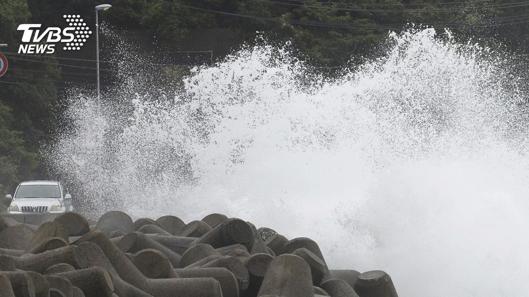 圖/達志影像美聯社 米塔登陸南韓釀6死 日本高知下驚人暴雨