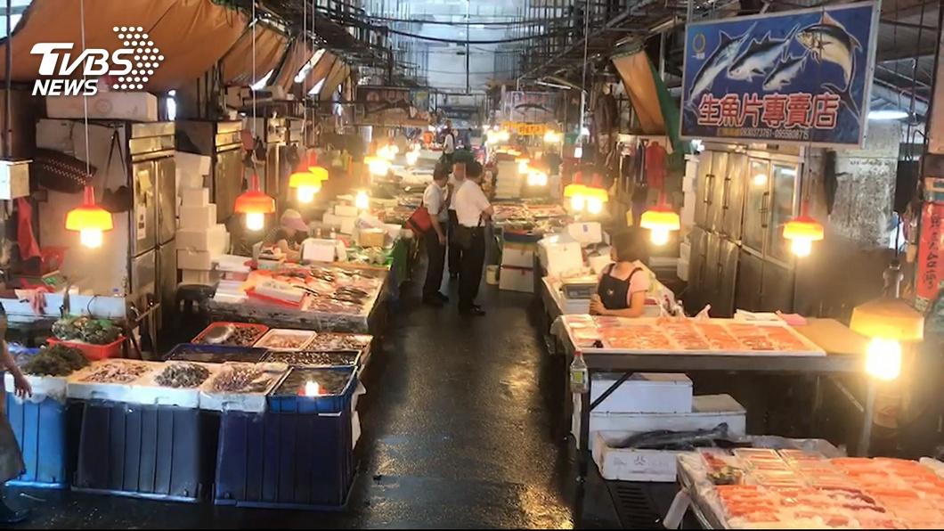 圖/TVBS 斷橋漁港生意掉至多7成! 代客料理差最多