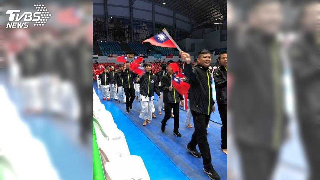 圖/國際空手道剛柔會台灣支部提供 2023年空手道剛柔會亞太盃賽 台灣取得主辦權