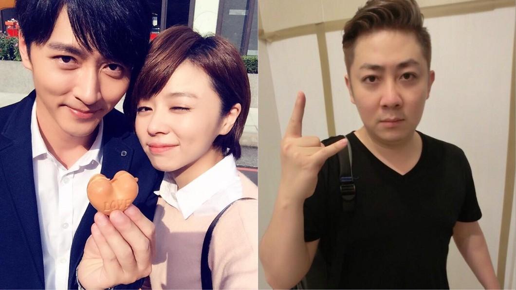 圖/TVBS 馬俊麟被玩完 王瞳牽手回劈艾成