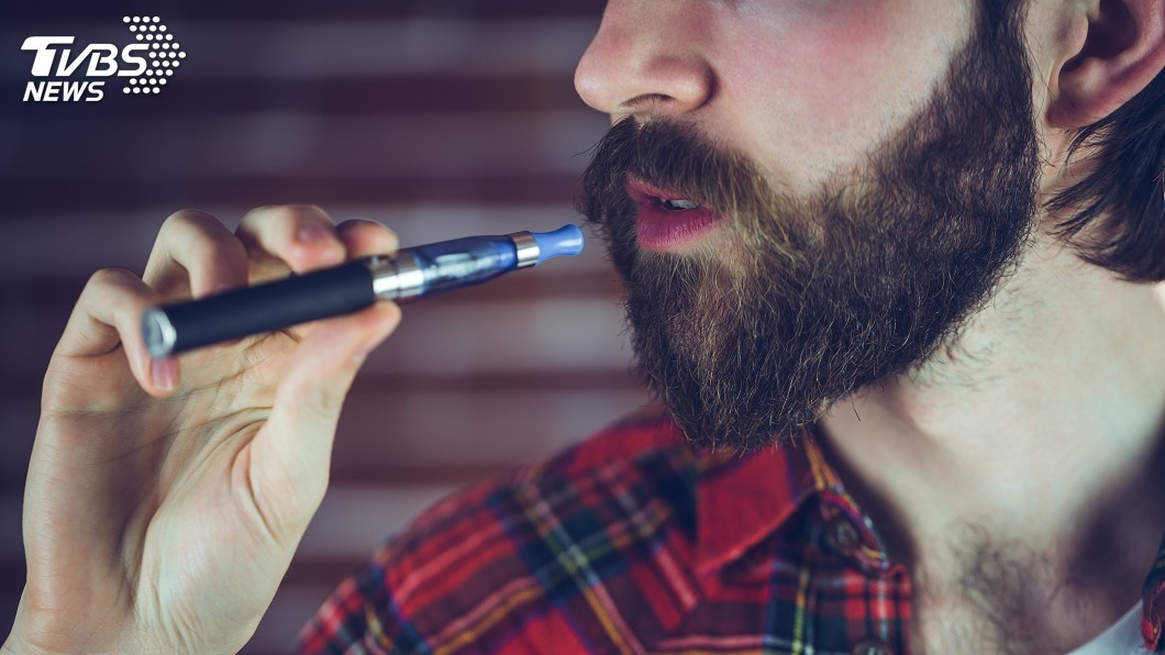 示意圖/TVBS 美國疑因電子菸致肺部受傷病例逾千 18人死亡