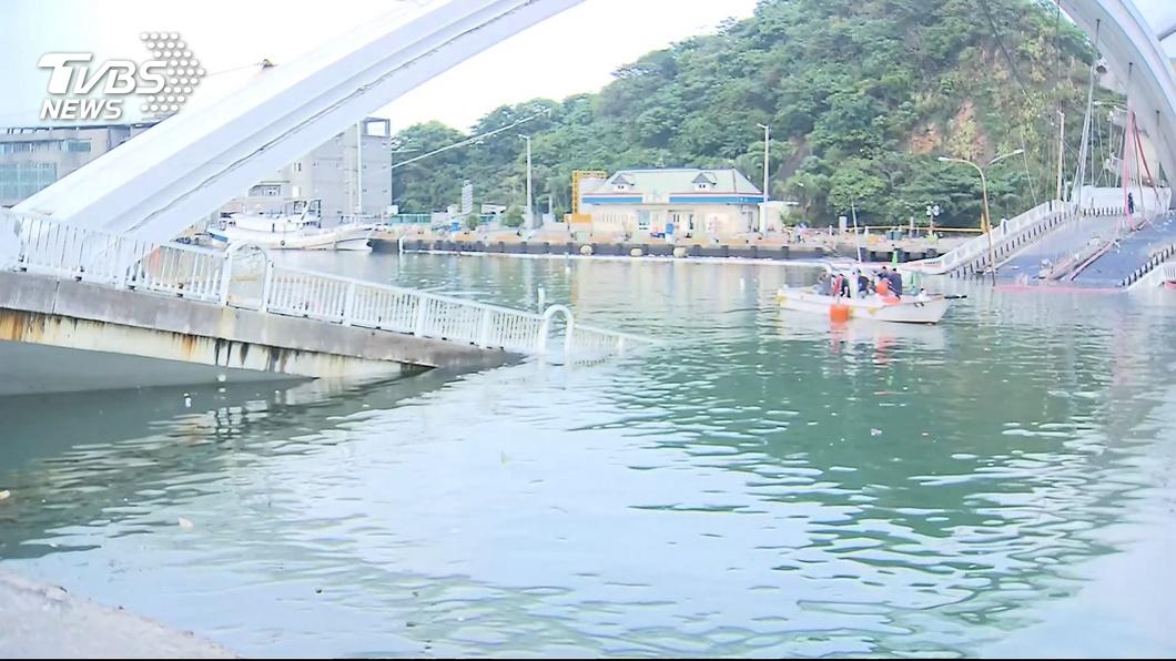 圖/TVBS 快訊/南方澳跨港大橋重建 由蘇花改團隊接手
